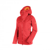 Mammut Nordwand HS Thermo Hooded Jacket Women's Sunset