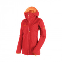 Mammut Nordwand Pro HS Hooded Jacket Women Sunset