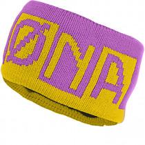 Norrøna /29 Heavy Logo Headband Mellow Yellow