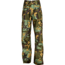 Norrøna Tamok Gore-Tex Pants Ltd (M) Green Camo
