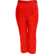 Norrøna Lyngen Alpha100 3/4 Pants (W) Crimson Kick