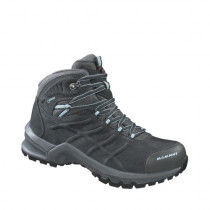 Mammut Nova Mid II GTX® Women's Graphite-Light Carribean