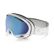 Oakley A-Frame 2.0 Factory Pilot Whiteout Prizm Sapphire Iridium
