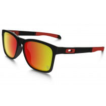 Oakley Catalyst Ruby Iridium Matte Black