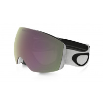 Oakley Flight Deck XM Matte White Prizm Hi Pink Iridium