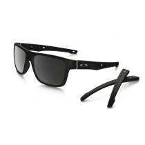 Oakley Crossrange Prizm Black Polarized Matte Black
