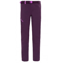 The North Face W Speedlight Pant Blackberry Wine