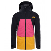 The North Face Men's Purist Tri Jacket Tnfblack/Mr.Pnk/Zinniaorg