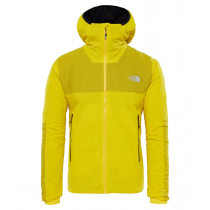 The North Face Men's Summit L3 Ventrix Hoodie Canary Yellow