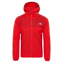 The North Face Men's Summit L3 Ventrix Hoodie Fiery Red