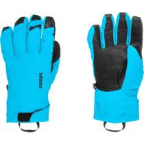 Norrøna Lofoten Dri1 Primaloft170 Short Gloves Caribbean Blue