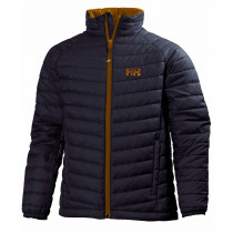 Helly Hansen Jr Juell Insulator Jacket Graphite Blue