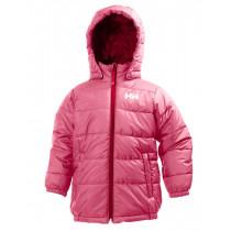 Helly Hansen K Arctic Puffy Jacket Pink Carnation