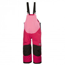 Helly Hansen Kids Rider 2 Ins Bib Bright Rose