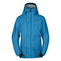 Norrøna Røldal Gore-Tex Jacket (M) Torrent Blue