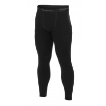 Woolpower LITE Long Johns M's Black