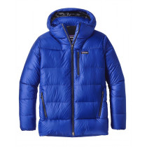 Patagonia M Fitz Roy Down Parka Viking Blue