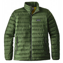 Patagonia M Down Sweater Glades Green