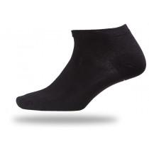 Gridarmor Bamboo Ankle Sock 3-pakk Black