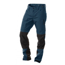 Sasta Jero Women's Trousers Slate Blue