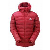Mountain Equipment Skyline Hooded Jacket Barbados Red