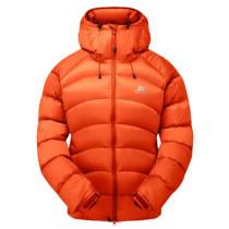 Mountain Equipment Women's Sigma Jacket Cardinal Orange Dunjakke
