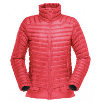 Norrøna Lofoten Super Lightweight Down Jacket (W) Rebel Red