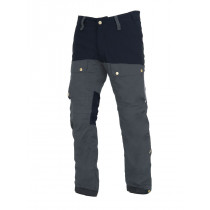 Sasta Vaski Zip Trousers Dark Grey