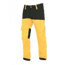 Sasta Vaski Zip Trousers Ochre