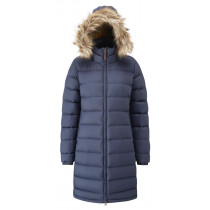 Rab Deep Cover Parka Wmns Deep Denim