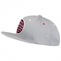 O'Neill Stamped Cap Silver Mel