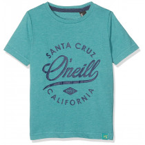 O'Neill Surf Cruz T-Shirt Green-Blue