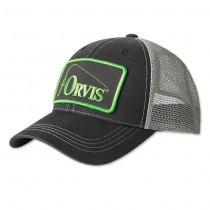 Orvis Retro Trucker Cap S Svart