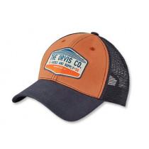 Orvis Rocky River Trucker Cap Bo Blå/Orange