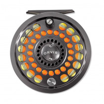 Orvis Battenkill Disk I Nickel Klasse 1-3