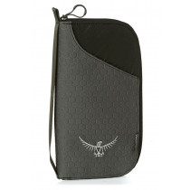 Osprey Document Zip Wallet Black