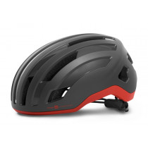 Sweet Protection Outrider Helmet Satin Black Chrome/Cody Orange
