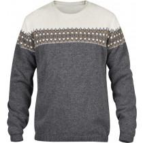 Fjällräven Övik Scandinavian Sweater Grey