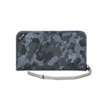 Pacsafe RFIDsafe V200 Anti-Theft RFID Blocking Travel Organiser Grey Camo