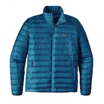Patagonia Men's Down Sweater Big Sur Blue