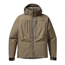 Patagonia Men's River Salt Jacket Ash Tan