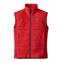 Patagonia M's Nano-Air Light Hybrid Vest Fire
