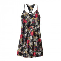 Patagonia Womens Edisto Dress Kelp Garden: Black