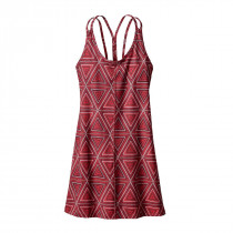 Patagonia Womens Latticeback Dress Little Bermuda: Craft Pink