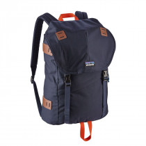 Patagonia Arbor Pack 26L Navy Blue w/Paintbrush Red