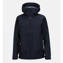 Peak Performance Core 3-Layer Ski Jacket Salute Blue