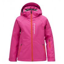 Peak Performance Junior's Starlet Jacket  Magenta Pink