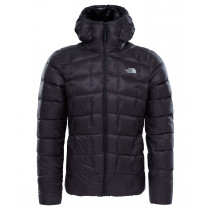 The North Face Men's Supercinco Down Hoodie Tnf Black
