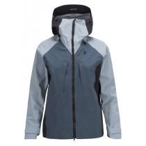 Peak Performance Women's Teton Jacket Dustier Blue