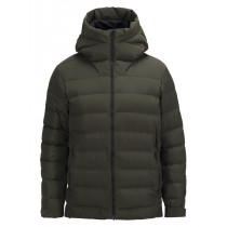 Peak Performance Spokane Down Jacket Forest Night